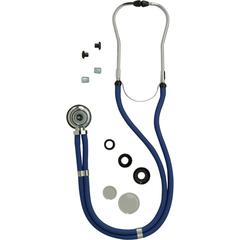 Sprague Rappaport Stethoscopes,Blue, 1/EA