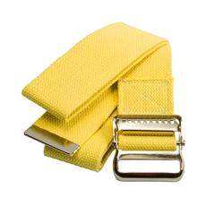 Gait/Transfer Belts,Yellow, 1/EA