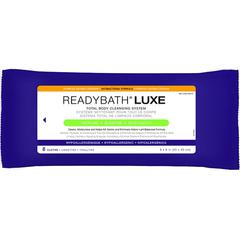 ReadyBath LUXE Total Body Cleansing Heavyweight Washcloths, 1/PK