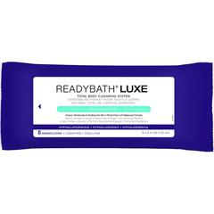 ReadyBath LUXE Total Body Cleansing Heavyweight Washcloths, 24/CS