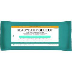 ReadyBath SELECT Total Body Cleansing Medium Weight Washcloths, 30/CS
