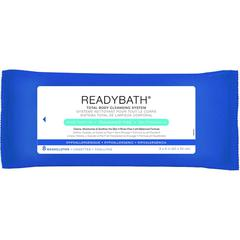 ReadyBath Total Body Cleansing Standard Weight Washcloths, 30/CS