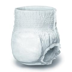 Protection Plus Classic Protective Underwear,X-Large, 14/BG