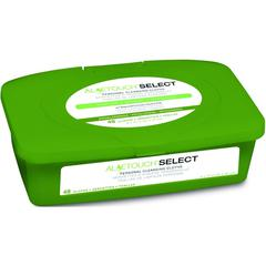 Aloetouch SELECT Premium Spunlace Personal Cleansing Wipes, 12/CS