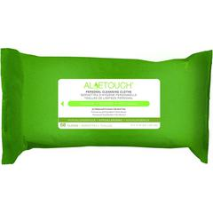 Aloetouch Personal Cleansing Wipes, 816/CS