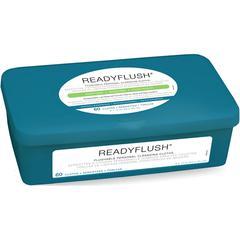ReadyFlush Biodegradable Flushable Wipes, 9/CS