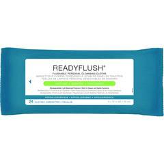 ReadyFlush Biodegradable Flushable Wipes, 24/CS