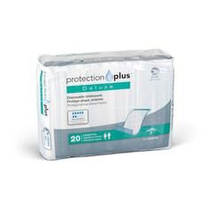 Protection Plus Disposable Underpads, 120/CS