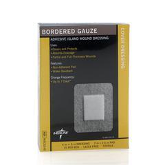 Sterile Bordered Gauze, 15/BX