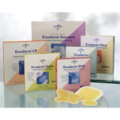 Exuderm Thin Hydrocolloid, 10/BX