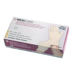 MediGuard Synthetic Exam Gloves,Small, 1000/CS