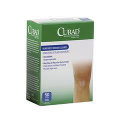 CURAD Sterile Medi-Strips,White, 300/BX