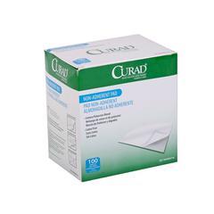CURAD Sterile Non-Adherent Pad, 1200/CS