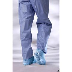Non-Skid Pro Series Spunbond Shoe Covers,Blue,Regular/Large, 100/BX