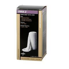 Zinc Unna Boot Bandages, 12/CS