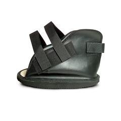 Vinyl Open Toe Cast Boots,Medium, 1/EA
