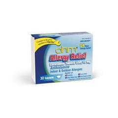 Loratadine Tablets, 30/BX