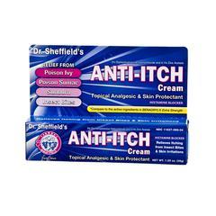 Anti-Itch Allergy Cream, 1/EA