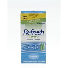 Refresh Tears Lubricant Eye Drops, 1/EA