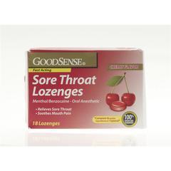 Sore Throat Lozenges, 1/EA