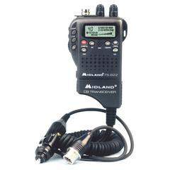 Handheld Mobile CB w/ Adapter