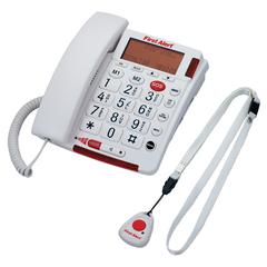 Big Button Telephone with Emergency Key