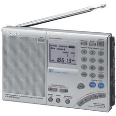Multi-Band World Receiver Radio