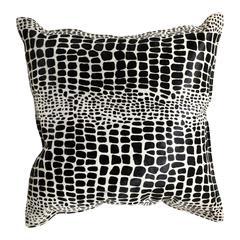 Sami Leather Pillow