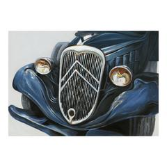 Classic Luxury Car Wall Décor