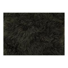 Cashmere Fur Pillow Forest