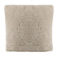 Hunter Wool Pillow Cream