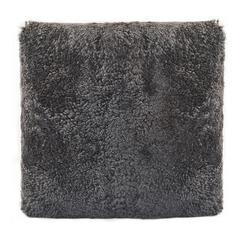 Hunter Wool Pillow Dark Grey