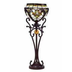 "Springdale 26.5""H Katana Baroque Tiffany Buffet Lamp"