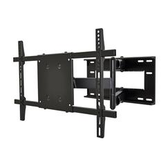 "Medium Dual Articulated Flat Panel TV Mount, 23"" - 46"", Black"