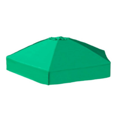 84in. X 96in. X 37in. Telescoping Hexagon Sandbox Canopy/Cover