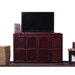 Concepts In Wood Multi Storage Unit TV Stand and Buffet, Cherry Finish