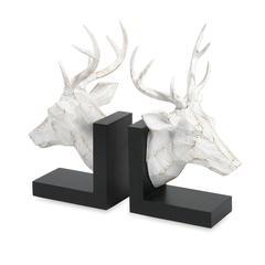 Joseph Deer Bookends - Set of 2