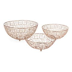 Pascal Bowls - Set of 3