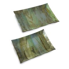 Field of Dreams Large Trays - Set of 2