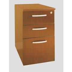 Pedestals (Box-Box-File), Golden Cherry