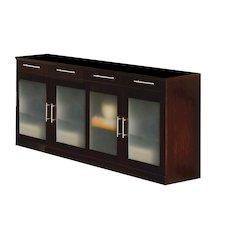 STORAGE OPTIONS (Buffet Cabinet), Espresso