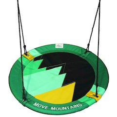 Adventure Swing Move Mountains