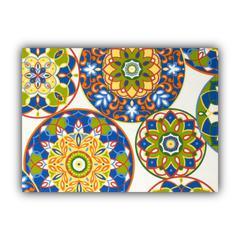 INSPIRED Indoor/Outdoor Placemats - Finished Edge (Set of 2)