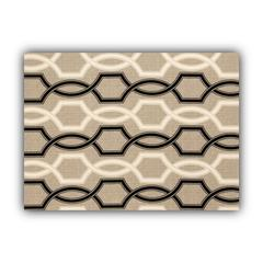 DECO Indoor/Outdoor Placemats - Finished Edge (Set of 2)