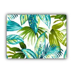 ISLAND CAY Indoor/Outdoor Placemats - Finished Edge (Set of 2)
