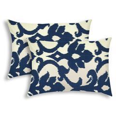 ELIZABETH Indoor/Outdoor Pillow - Sewn Closure (Set of 2)