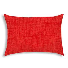 WEAVE Coral Indoor/Outdoor Pillow - Sewn Closure