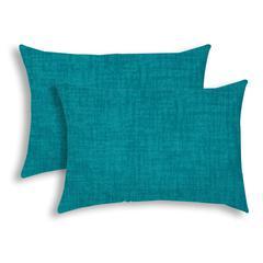 WEAVE Aqua Indoor/Outdoor Pillow - Sewn Closure (Set of 2)