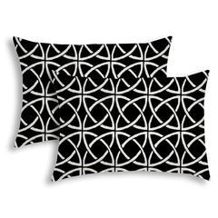 CALYNX Indoor/Outdoor Pillow - Sewn Closure (Set of 2)