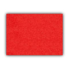 WEAVE Coral Indoor/Outdoor Placemat - Finished Edge